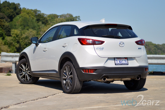 2016 mazda cx 3 touring review web2carz. Black Bedroom Furniture Sets. Home Design Ideas