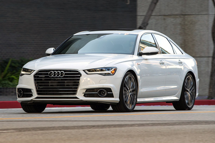 The 2016 Audi A6 3.0T Is as Fast as it Is Fancy