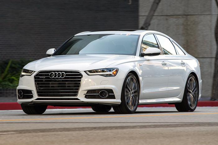 2016 Audi A6 3.0T Review