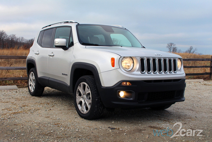 The 2015 Jeep Renegade Limited Breaks New Ground