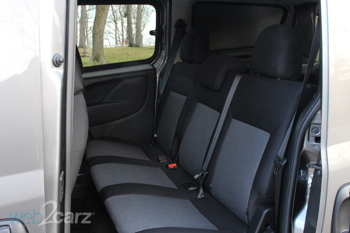 Dodge Ram Promaster >> 2015 Ram ProMaster City Wagon Review | Web2Carz