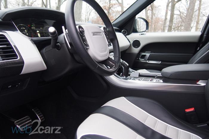 2015 Range Rover Price >> 2015 Range Rover Sport SVR Review | Web2Carz