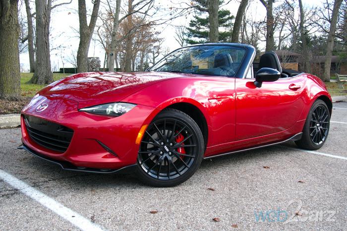 2016 Mazda Miata Club Review