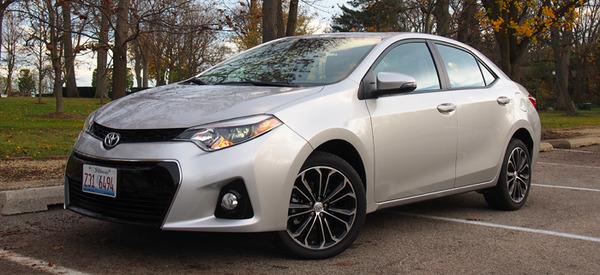 2016 Toyota Corolla S Premium Review