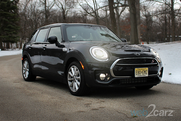 The 2016 MINI Cooper S Clubman Delivers Fun and Versatility