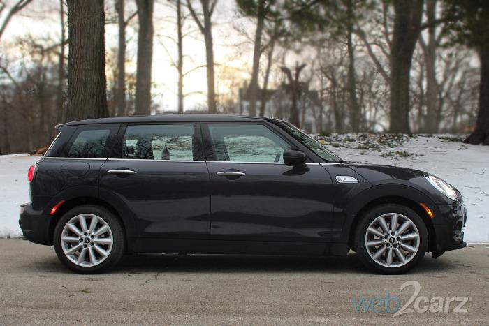 Tt Auto Sales >> 2016 MINI Cooper S Clubman Review   Web2Carz