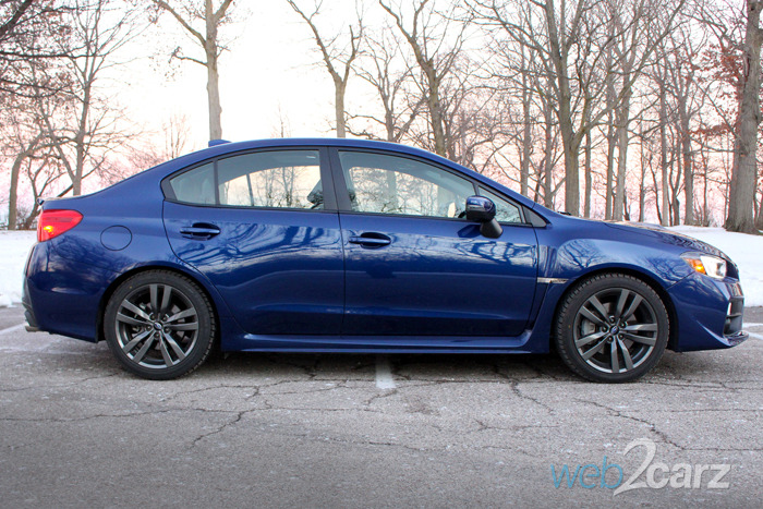 2016 Subaru WRX Limited: Ready for Any Road