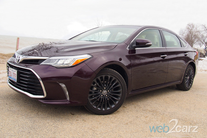 The 2016 Toyota Avalon Is One Standout Sedan