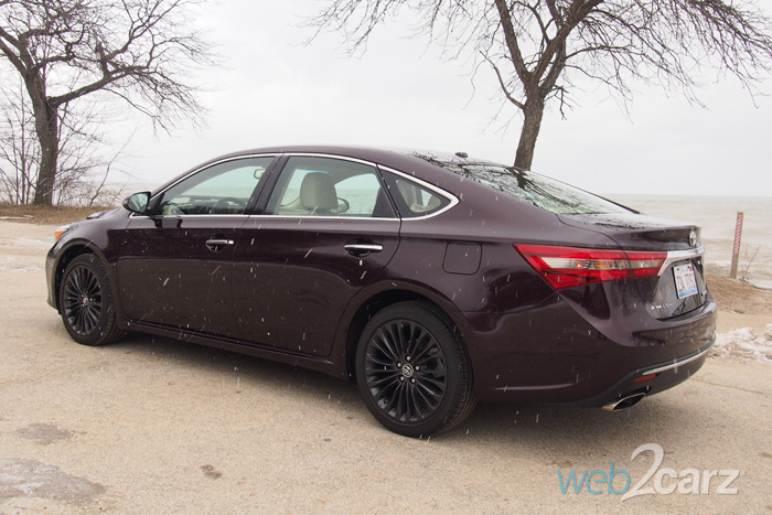 2016 Toyota Avalon Review