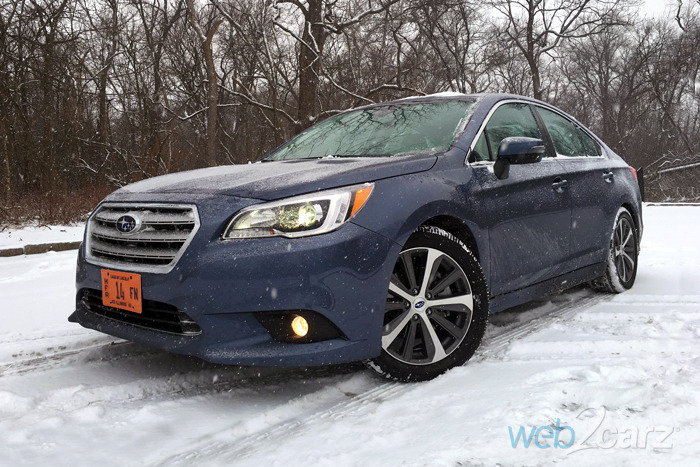 2016 Subaru Legacy 3.6R Review