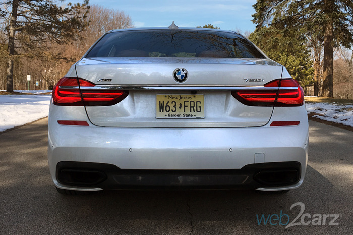 2016 BMW 750i XDrive Review The Luxurious 7 Series