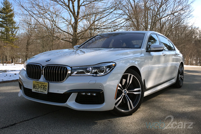 2016 BMW 750i XDrive Review The Luxurious 7 Series Is Pinnacle Of German Engineering