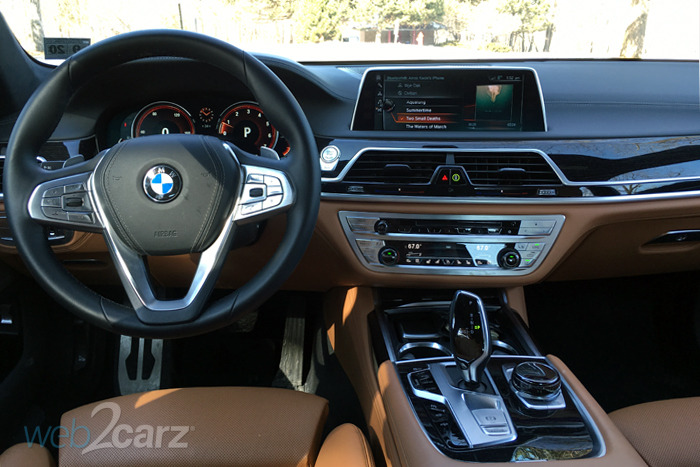 2016 BMW 750i xDrive Review | Web2Carz