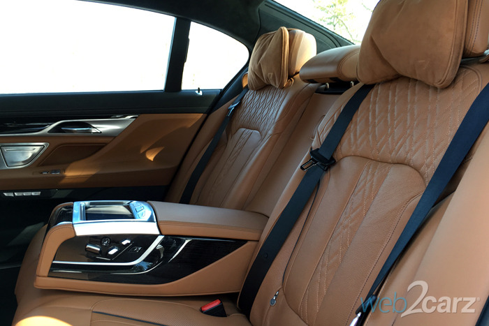 2016 BMW 750i xDrive Review | Web2Carz