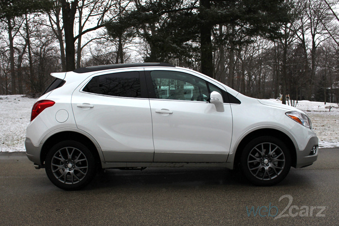 2016 Buick Encore Review | Web2Carz