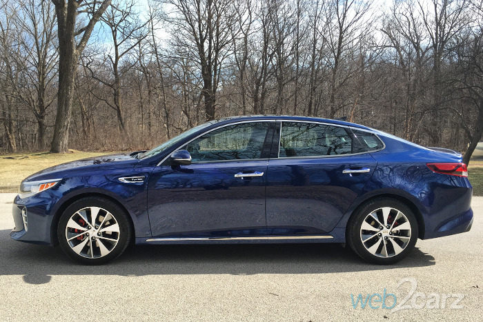 2017 Kia Optima SXL Turbo For Sale In Cumming | Cars.com. Kia Lease Specials  ...