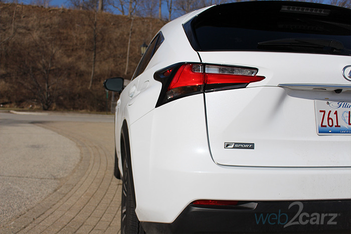 What Does Cuv Stand For >> 2016 Lexus NX 200t F Sport Review | Web2Carz