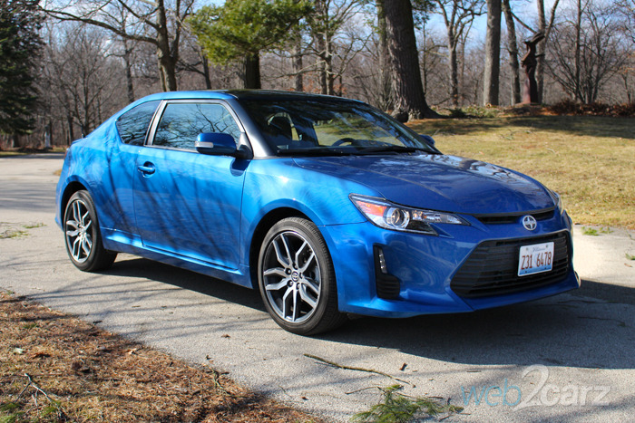 The 2016 Scion tC Breathes Its Last Breath