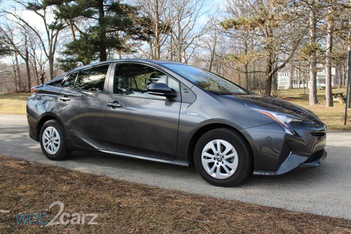 2016 toyota prius prototype review web2carz. Black Bedroom Furniture Sets. Home Design Ideas