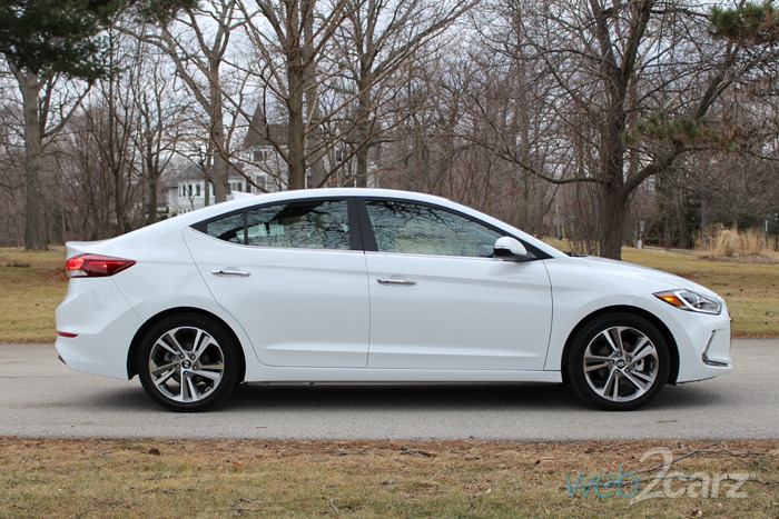 Lastest The 2017 Hyundai Elantra Review  Web2Carz