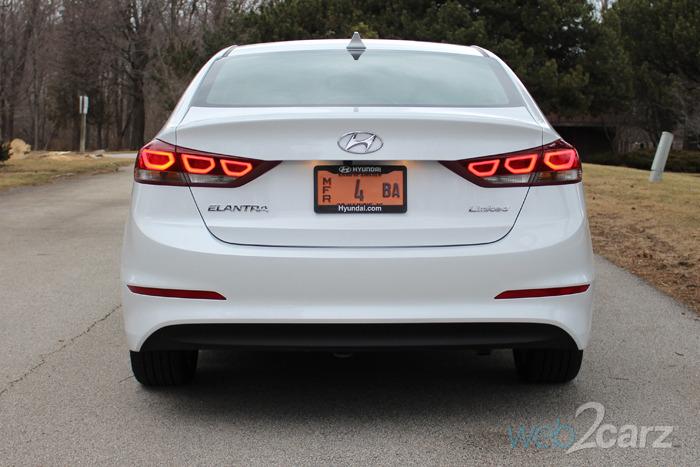 2016 Hyundai Elantra Limited >> 2017 Hyundai Elantra Limited Review | Web2Carz