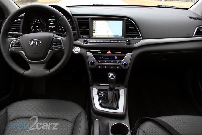 The 2017 Hyundai Elantra Review