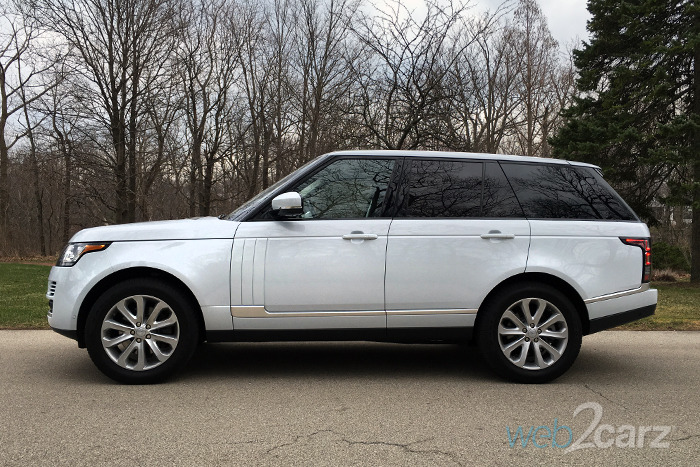 2016 Land Rover Range Rover Hse Td6 Review Web2carz