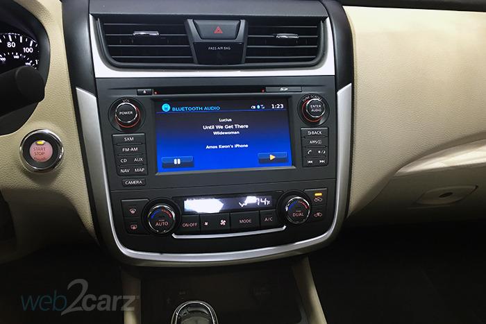 2016 Nissan Altima 2 5 Sl Review