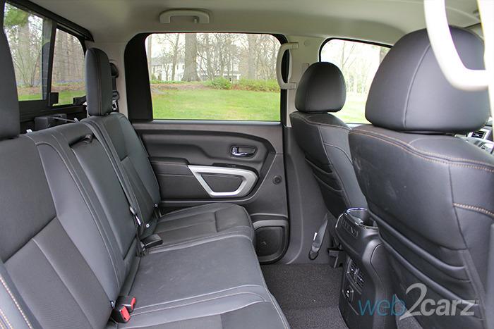 Nissan Titan Xd Sl 4wd Cc Review Web2carz