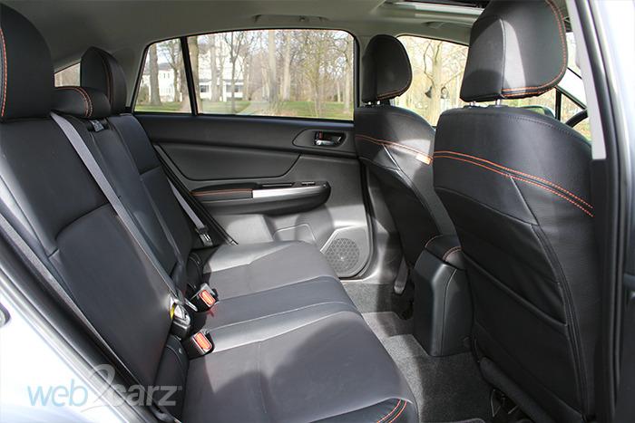 2016 Subaru Crosstrek Limited Review