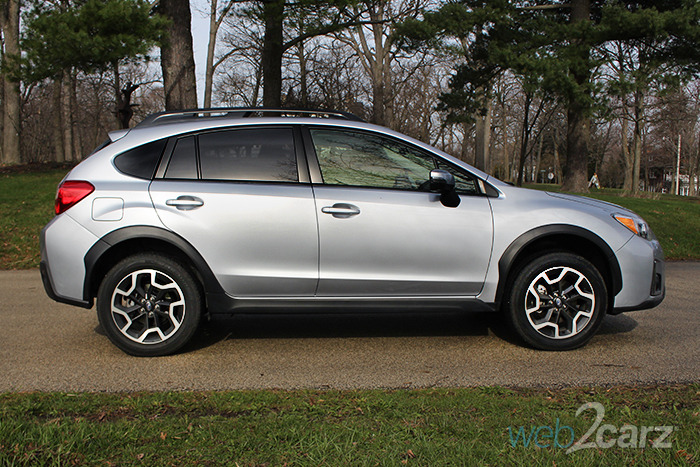 2016 Subaru Crosstrek 2.0i Limited Review