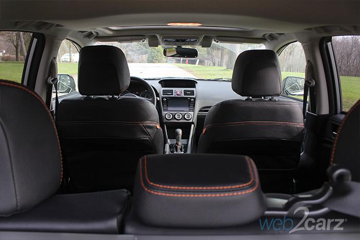 2016 Subaru Crosstrek 2.0i Limited Review | Web2Carz
