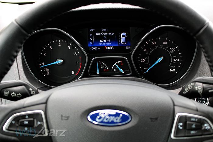 2016 Ford Focus Hatchback Titanium Review   Web2Carz