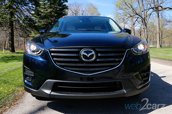 Best Awd Sedans >> 2016 Mazda CX-5 Grand Touring AWD Review | Web2Carz