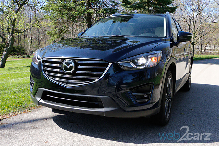 2016 mazda cx 5 grand touring awd review web2carz. Black Bedroom Furniture Sets. Home Design Ideas
