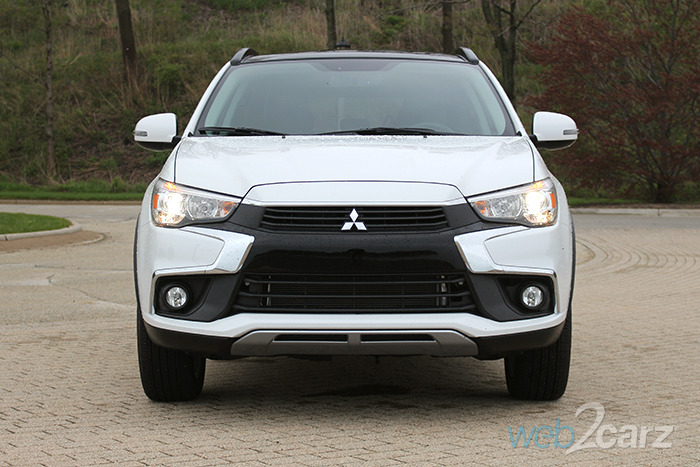 2016 mitsubishi outlander sport gt awc review web2carz. Black Bedroom Furniture Sets. Home Design Ideas