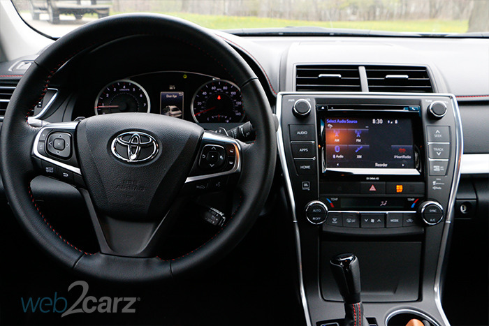 2016 Toyota Camry Xse V6 Review Web2carz