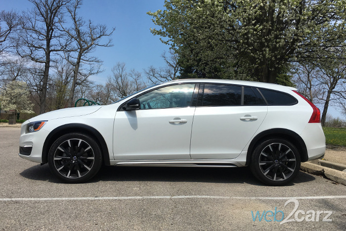 2016 Volvo V60 Cross Country T5 Awd Review Web2carz