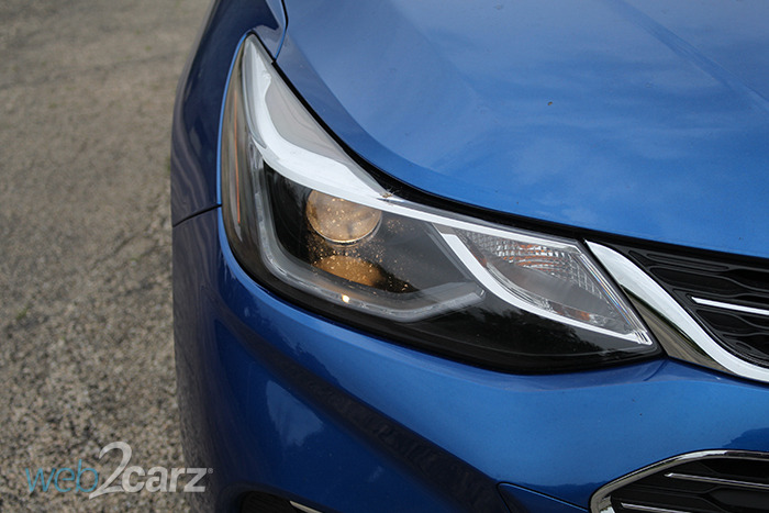 2016 Chevrolet Cruze Premier Review Web2carz