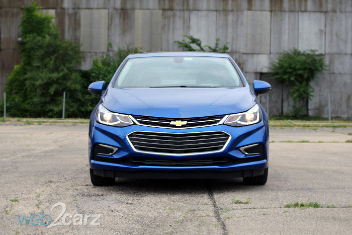 2016 Chevrolet Cruze Premier Review