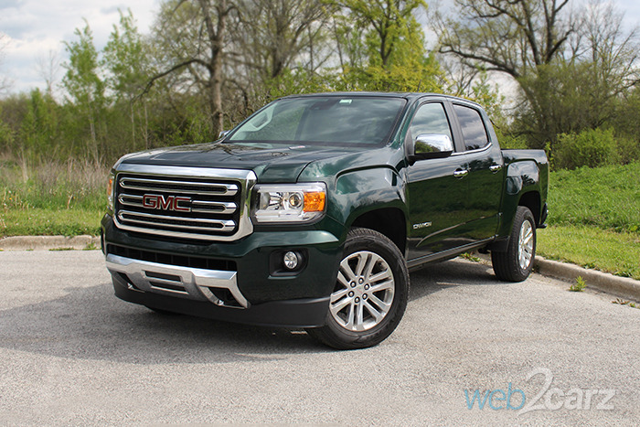 2016 GMC Canyon Crew Cab Duramax Turbo Review
