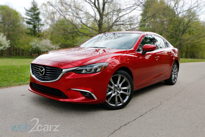 2016 Mazda Mazda6 i Grand Touring Review