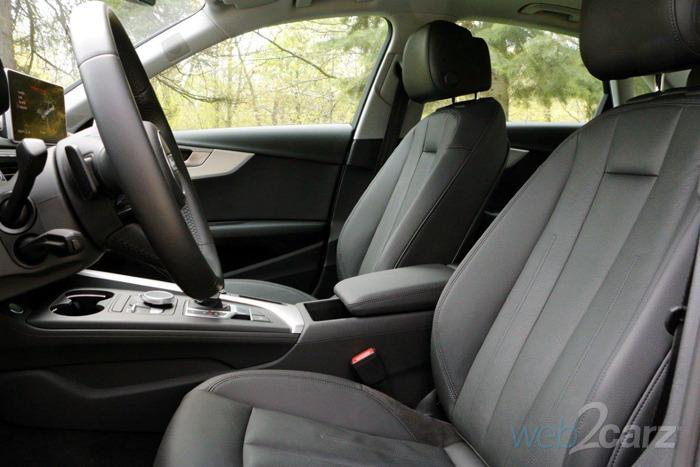 2017 Audi A4 2.0T quattro Premium Plus Review | Carsquare.com