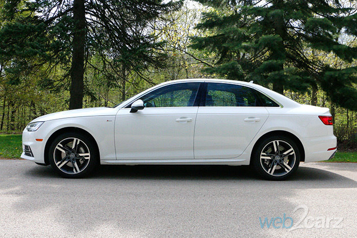 2017 Audi A4 2.0T quattro Premium Plus Review