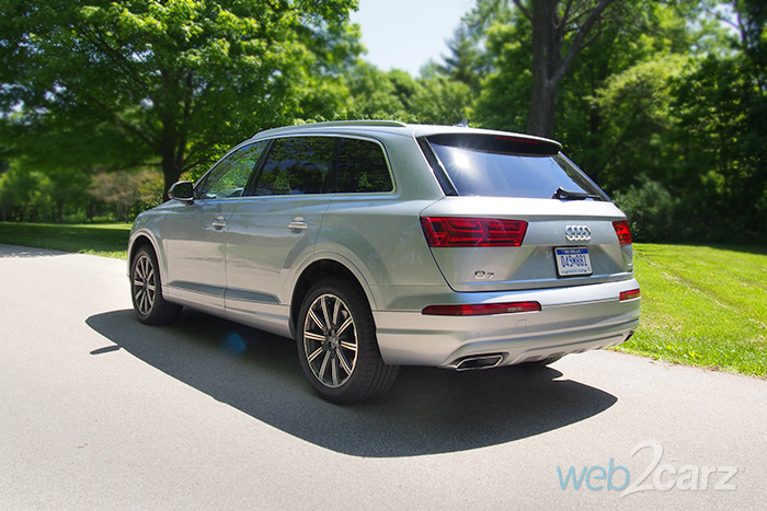 Audi truck 2016 q7 lease price