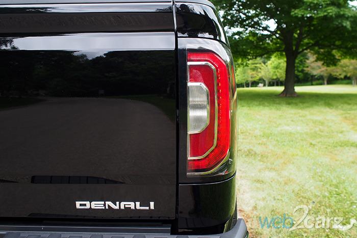 2016 GMC Sierra Denali 1500 Review   Web2Carz