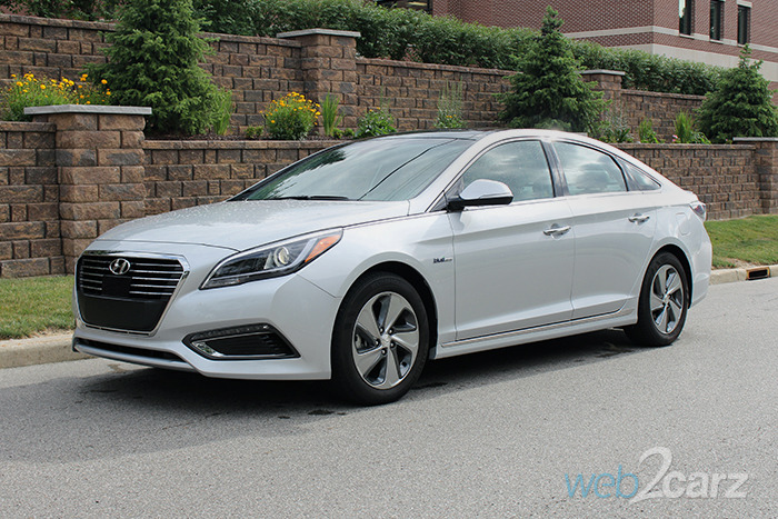 Hyundai Sonata Hybrid Limited Review