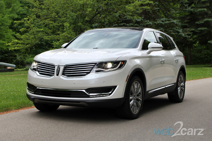 2016 lincoln mkx awd reserve review. Black Bedroom Furniture Sets. Home Design Ideas
