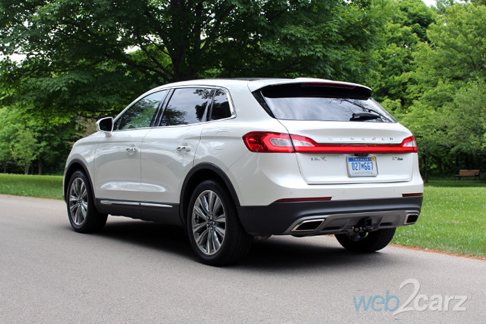 2016 Lincoln MKX AWD Reserve Review