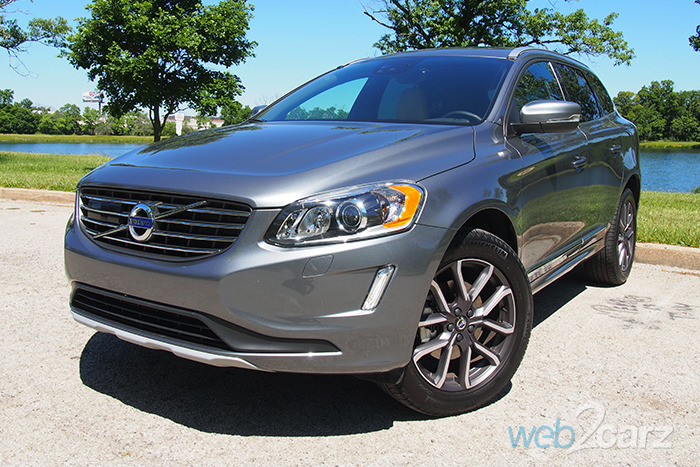 2016 volvo xc60 t6 awd drive e platinum review web2carz. Black Bedroom Furniture Sets. Home Design Ideas